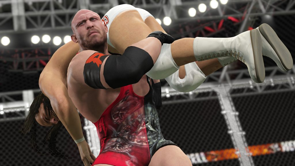 WWE 2K17 System Requirement